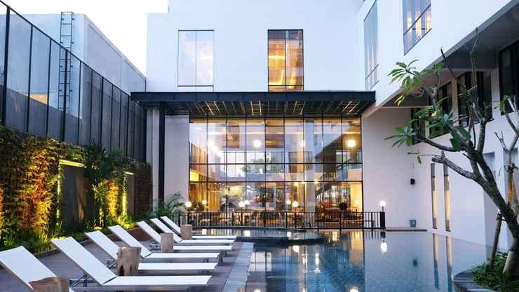 EXTERIOR_BUILDING GAIA Cosmo Hotel