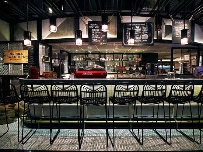 BAR_CAFE_LOUNGE GAIA Cosmo Hotel