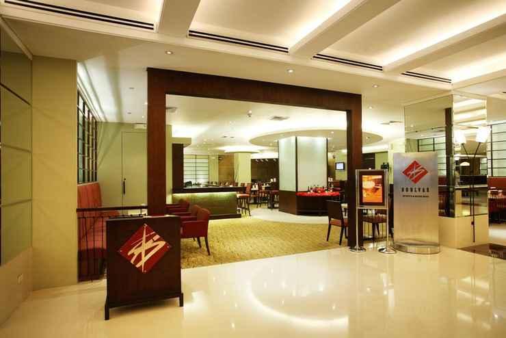 LOBBY Manila Pavilion Hotel & Casino