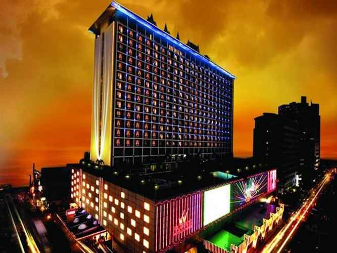 EXTERIOR_BUILDING Manila Pavilion Hotel & Casino