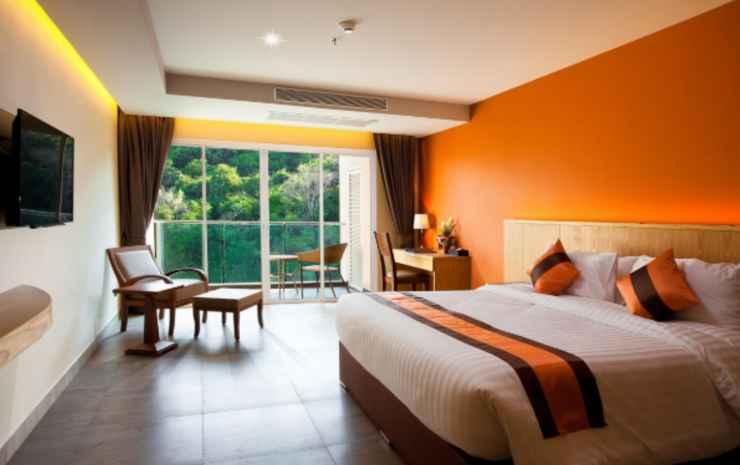 Balihai Bay Pattaya Chonburi - Kamar Deluks, pemandangan gunung