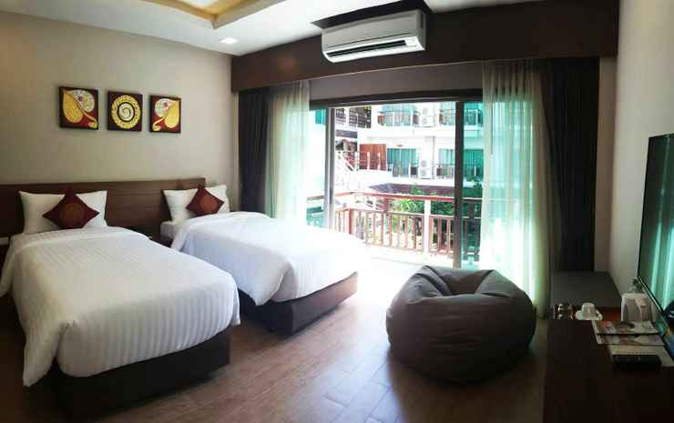 The Agate Pattaya Boutique Resort Chonburi - Crystal Room Only