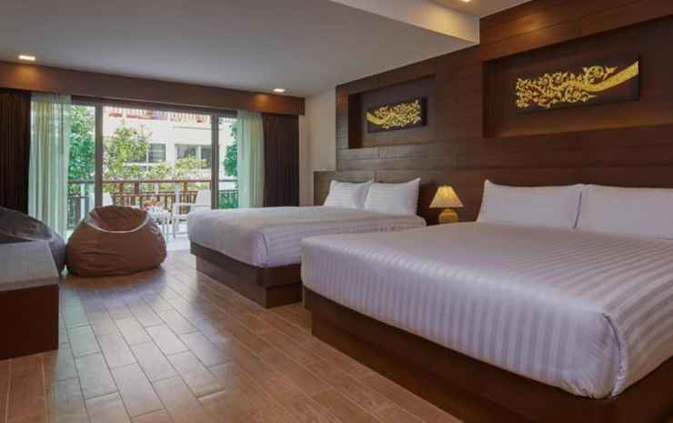 The Agate Pattaya Boutique Resort Chonburi - Sapphire Family Room with Breakfast