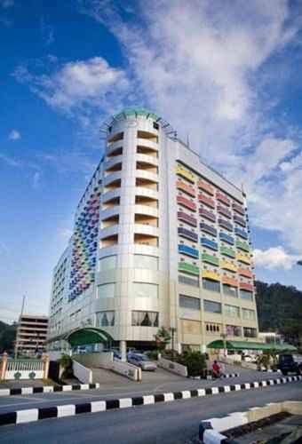 EXTERIOR_BUILDING Purnama Hotel Limbang
