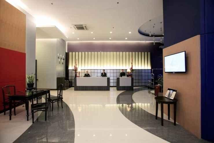 LOBBY The Malayan Plaza Hotel