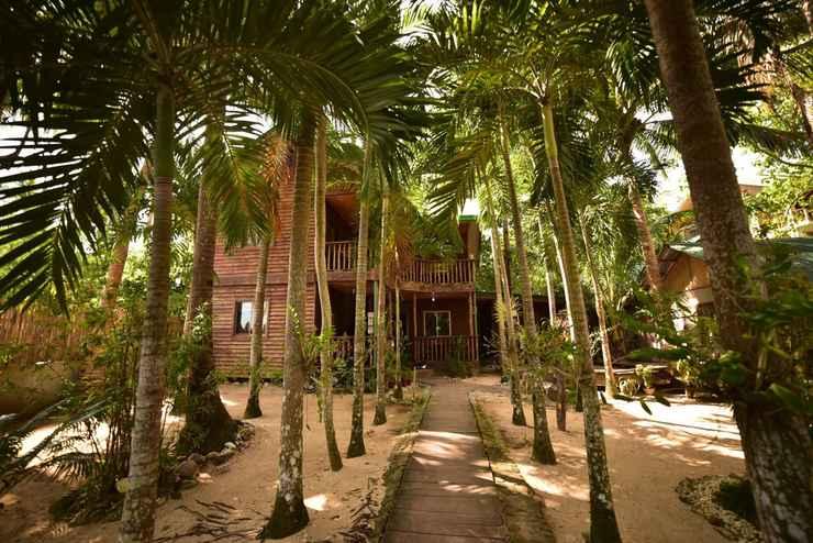 EXTERIOR_BUILDING La Salangane Caalan Beach Villa