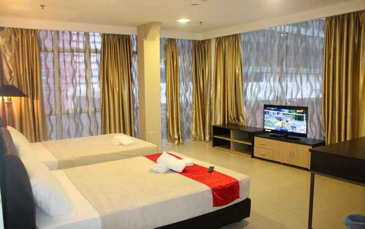 T-Hotel Jalan Tar Kuala Lumpur - DELUXE SUITE ROOM
