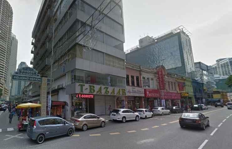 EXTERIOR_BUILDING T-Hotel Jalan Tar