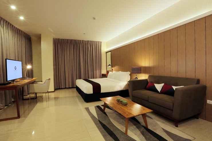 BEDROOM One Vittoria Hotel