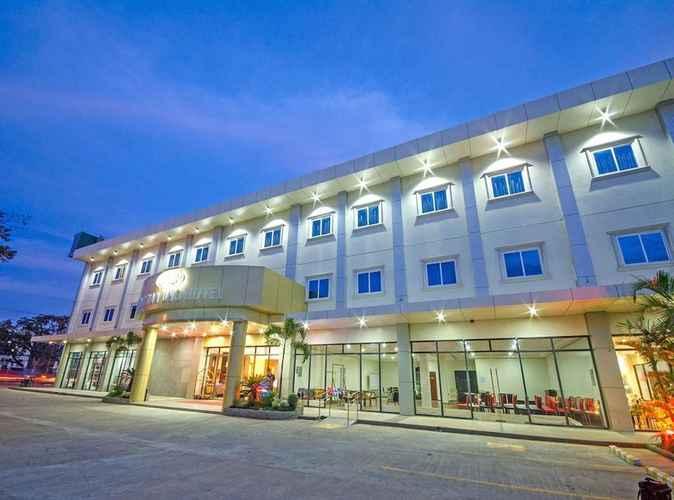 EXTERIOR_BUILDING Palawan Uno Hotel
