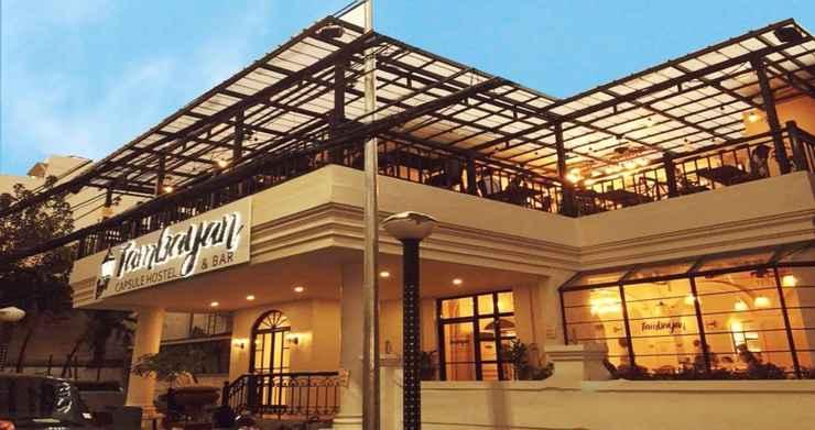EXTERIOR_BUILDING Tambayan Capsule Hostel & Bar