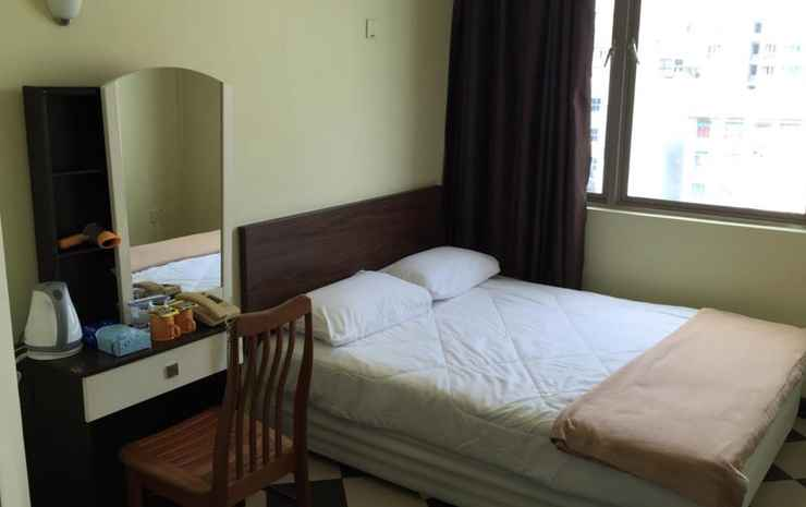 BudgetOne Hotel Singapore - Standard Double Room Only