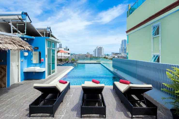 EXTERIOR_BUILDING The Allano Phuket Hotel
