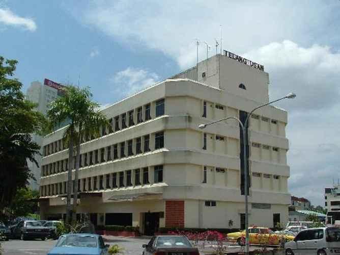 EXTERIOR_BUILDING Telang Usan Hotel