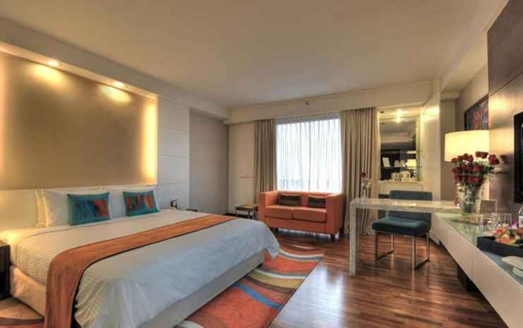 Seri Pacific Hotel Kuala Lumpur Kuala Lumpur - Deluxe Double Room