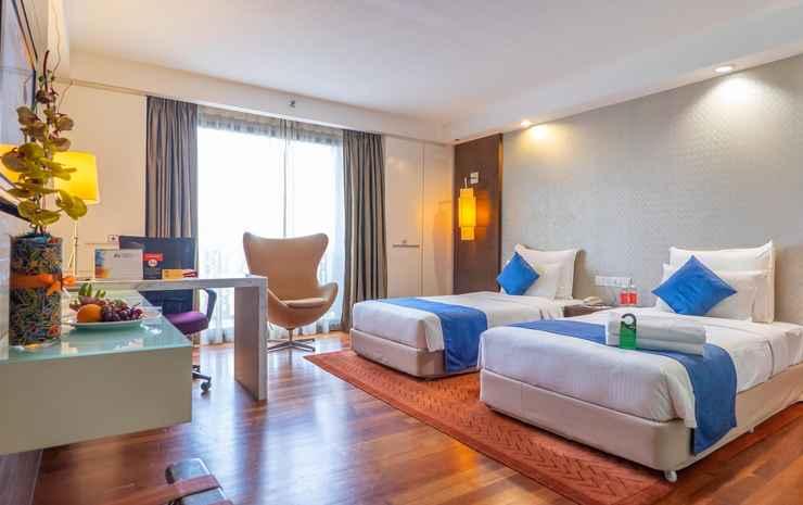 Seri Pacific Hotel Kuala Lumpur Kuala Lumpur - Club Twin