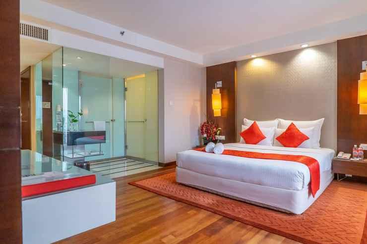 BEDROOM Seri Pacific Hotel Kuala Lumpur