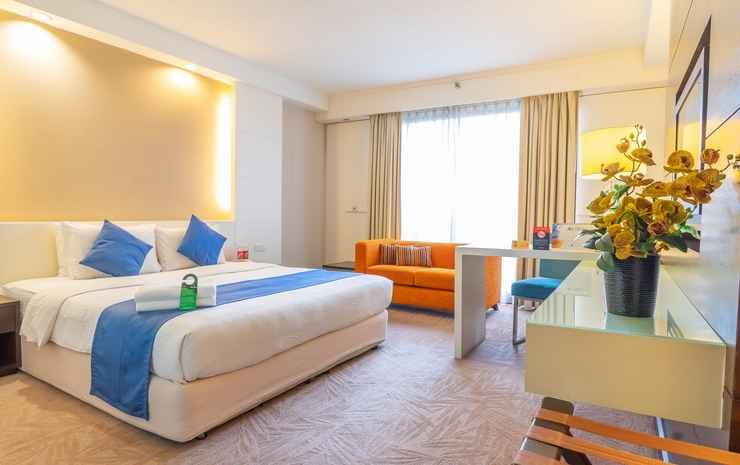 Seri Pacific Hotel Kuala Lumpur Kuala Lumpur - Deluxe Double Room (Room Only)