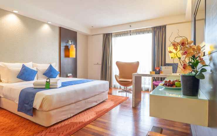 Seri Pacific Hotel Kuala Lumpur Kuala Lumpur - Club King Room