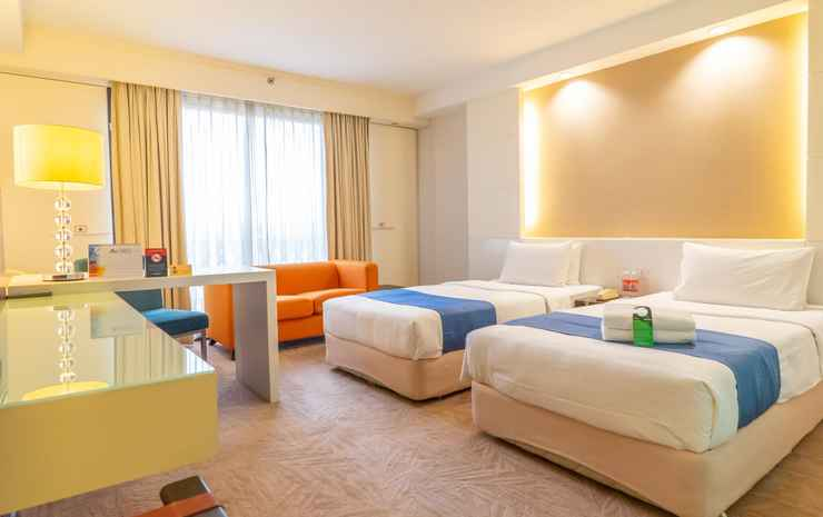 Seri Pacific Hotel Kuala Lumpur Kuala Lumpur - Deluxe Twin Room (Room Only)