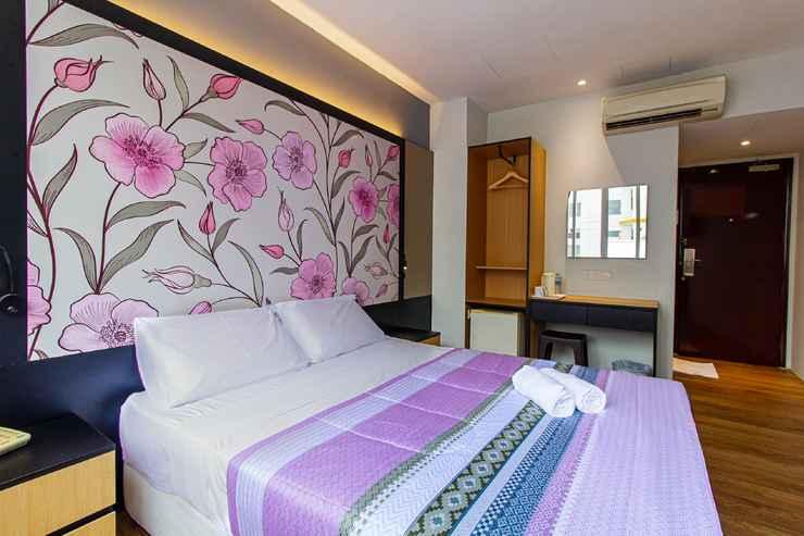 BEDROOM Regin Hotel