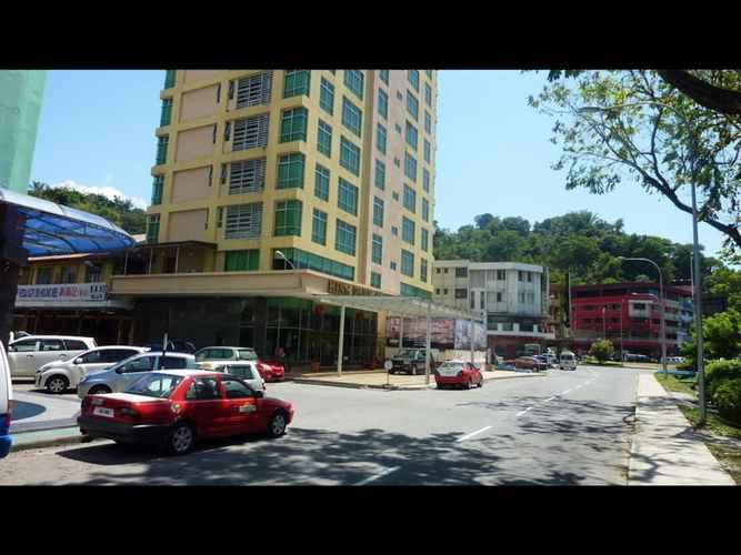 EXTERIOR_BUILDING 7 Hung Hung Inn @ Kota Kinabalu