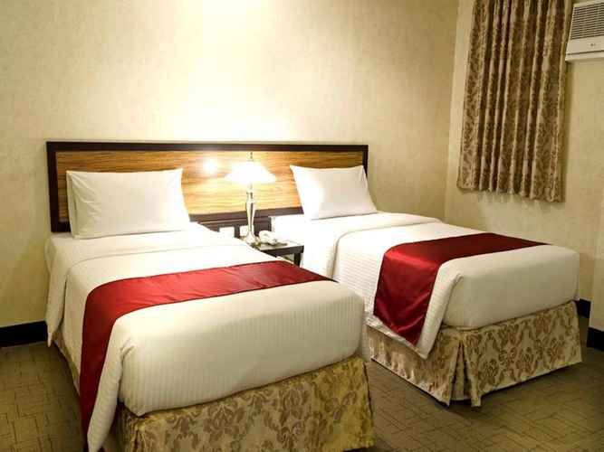 BEDROOM D Circle Hotel
