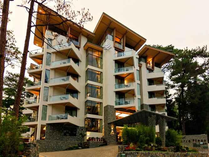 EXTERIOR_BUILDING Grand Sierra Pines Hotel