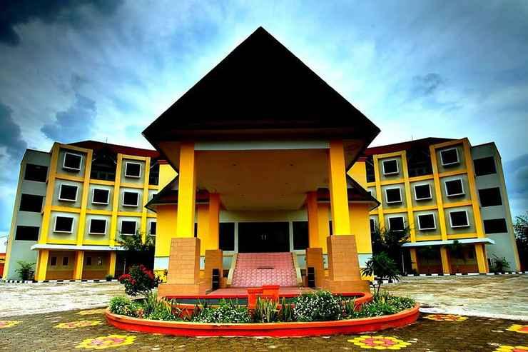 EXTERIOR_BUILDING SINJAI HOTEL