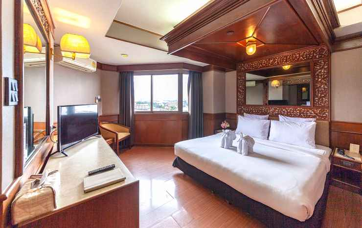 Holiday Garden Hotel & Resort  Chiang Mai - Suite Tower Room Only