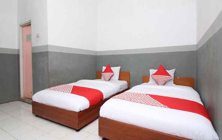OYO 451 Divka Residence Syariah Bandar Lampung - Deluxe Twin