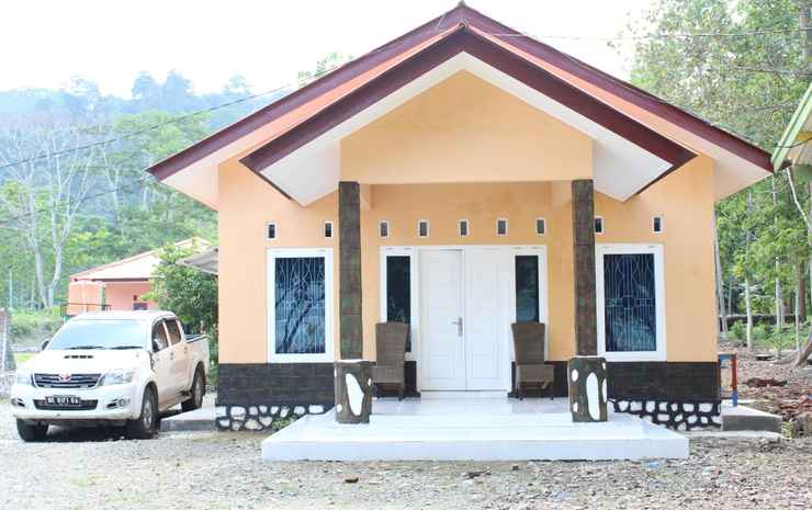 Villa Dio Teluk Kiluan Tanggamus - Villa Putih AC