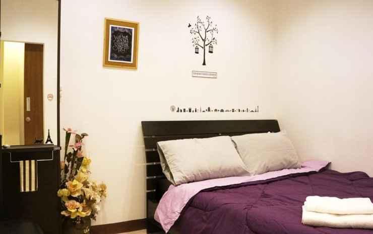 Sleep Well Ratchada Hostel Bangkok - Budget Double Bed with Shared Bathroom