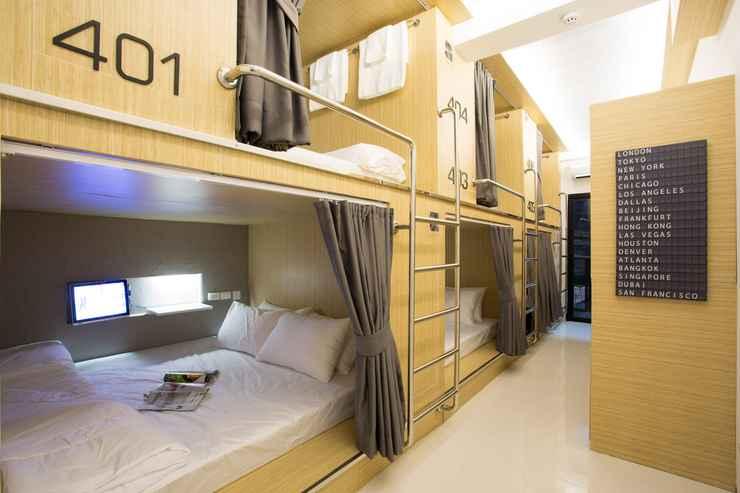 BEDROOM Sleep Lab Hostel