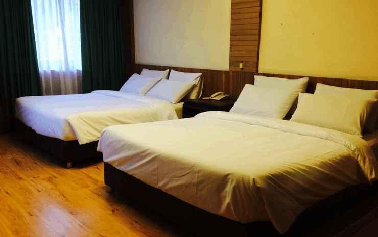 Hoover Hotel Johor - Standard Quad Room
