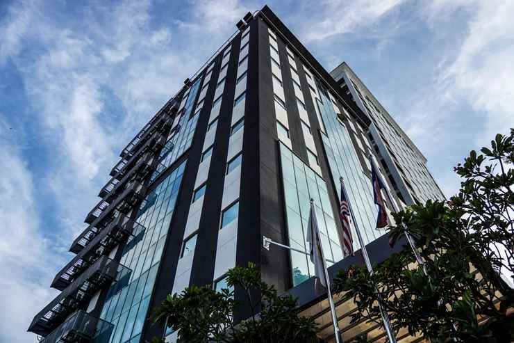 EXTERIOR_BUILDING Erica Hotel