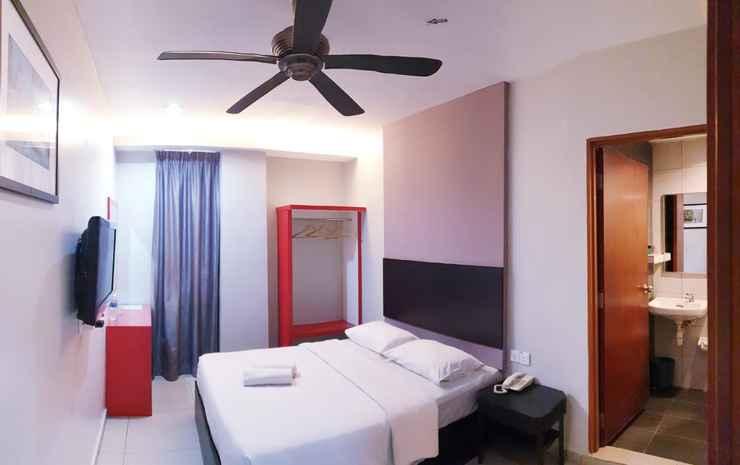 Golden Court Hotel @ Tun Abdul Razak Johor - Standard Queen