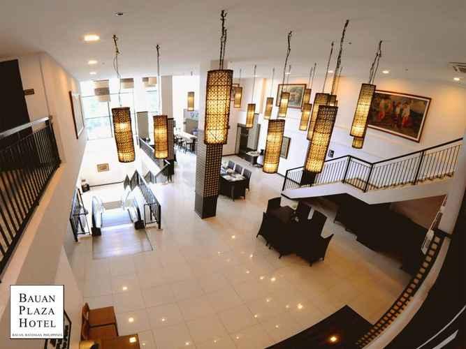 LOBBY Bauan Plaza Hotel
