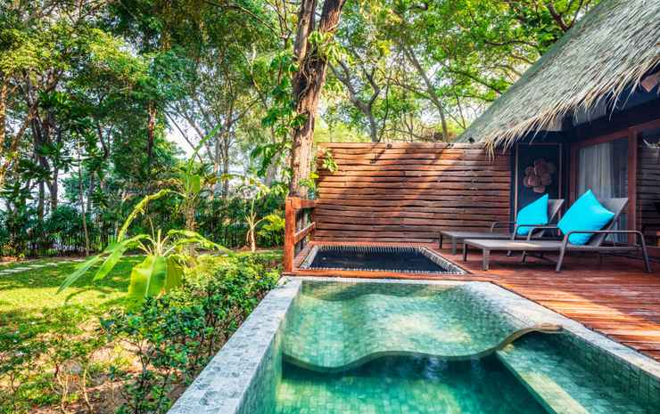 The Monttra Pattaya Chonburi - Canopy Plunge Pool Suite - Best Available Rate