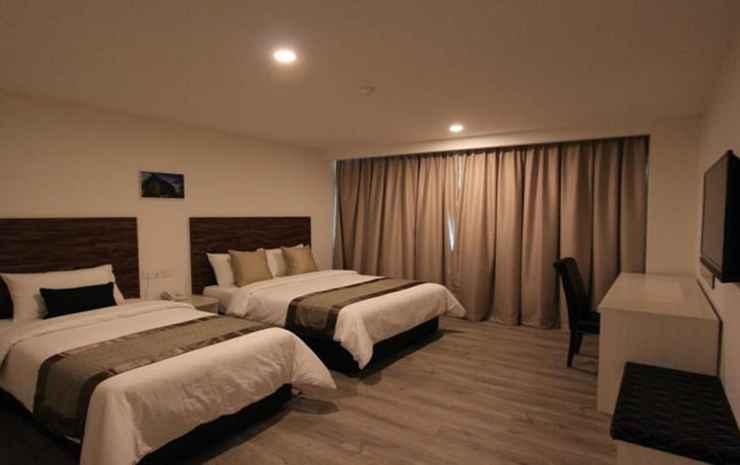 Molek Garden Hotel Johor - Deluxe Triple Room