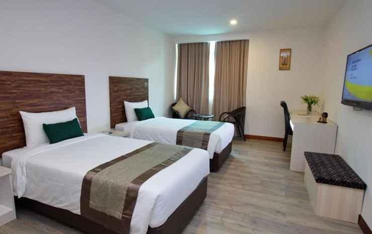 Molek Garden Hotel Johor - Deluxe Twin Room