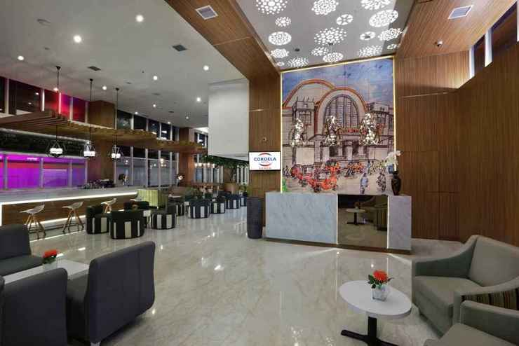 LOBBY Cordela Hotel Senen