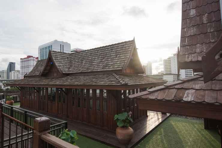 EXTERIOR_BUILDING True Siam Rangnam Hotel