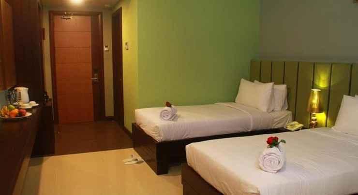 BEDROOM Hotel Sutan Raja Kotamobagu