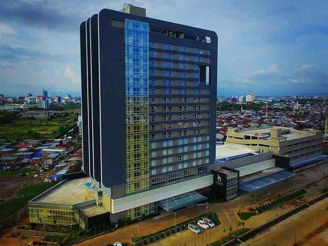 EXTERIOR_BUILDING Gammara Hotel Makassar
