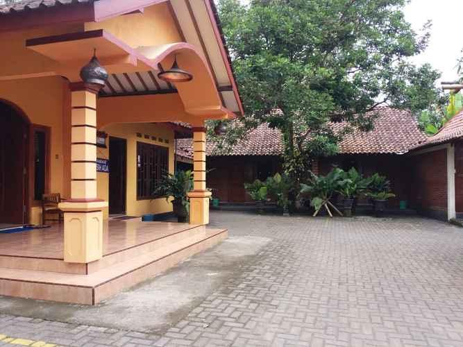LOBBY Homestay Anugrah Borobudur