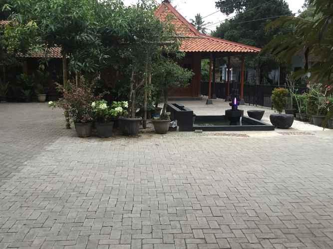 EXTERIOR_BUILDING Homestay Anugrah Borobudur