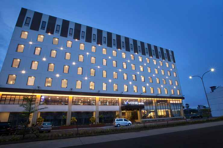 EXTERIOR_BUILDING Verse Hotel Cirebon
