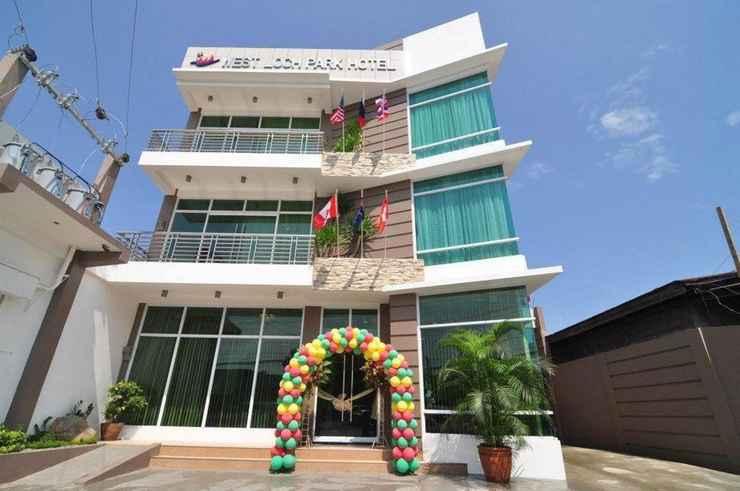 EXTERIOR_BUILDING West Loch Park Hotel Santo Domingo