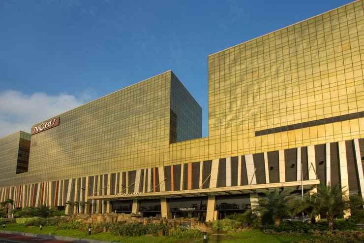 EXTERIOR_BUILDING City of Dreams - Nobu Hotel Manila